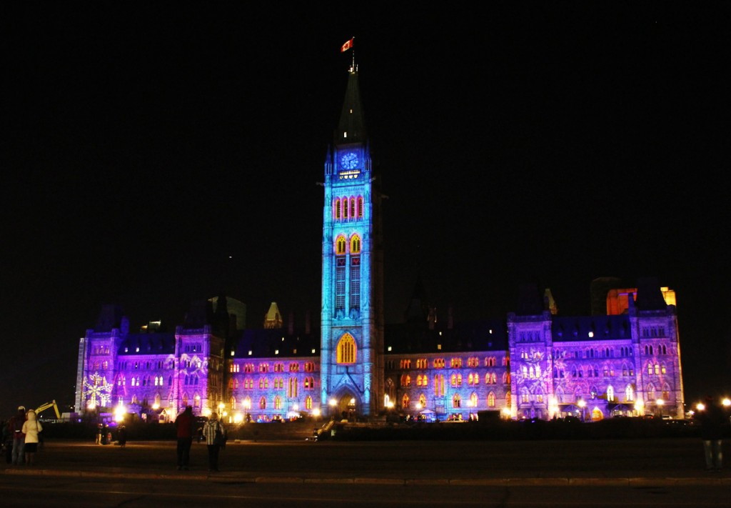 ParliamentHill_XmasLight